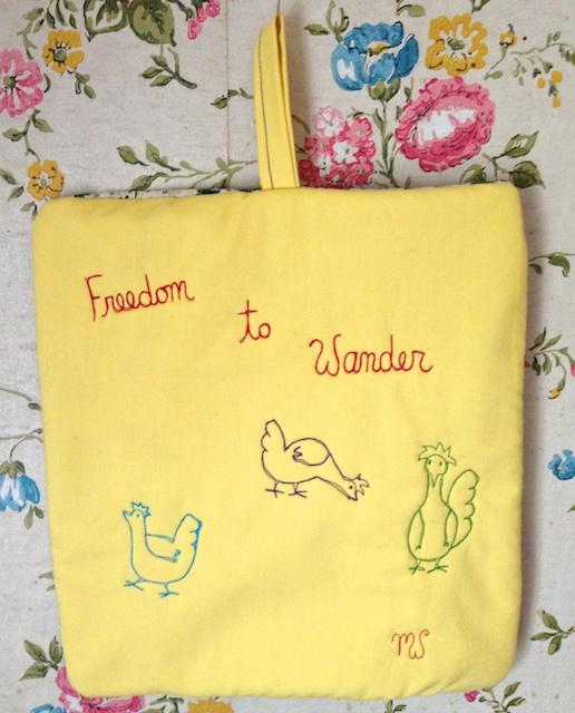 Freedom to Wander